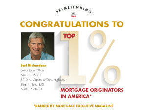 Top 1% Mortgage Originators in America