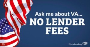 VA No Lender Fees